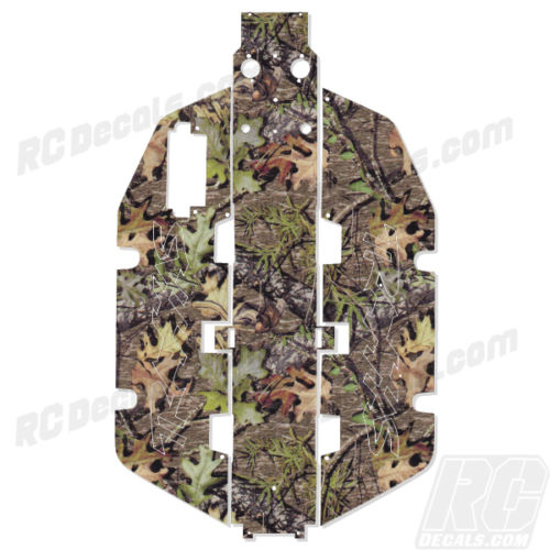 Traxxas Slash 2x2 Chassis Protector Decal RC - Mossy Oak Obsession Camo rc decals, rc, radio controlled, realtree blaze camoflauge, decals, team associated, 2wd, 4wd, 2x2, 4x4, chassis protector decals, rc cars, rc truck, rc starter wand, rc graphics, rc graphic kits, drone, rc drone, drone decals, traxxas decals, rc stickers, flag decals, radio controlled car stickers, drone stickers, dji stickers, dji decals, losi decals, losi stickers